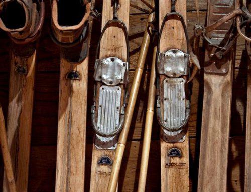 Fixations des skis de randonnée