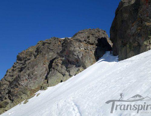 Ski de randonnée à la Brèche de Bérard depuis La Flégère et Le Buet