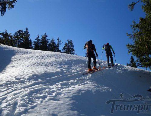 Techniques de progression en montée pour le ski de randonnée