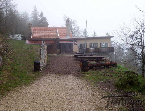 Randonnée au Mont d'Amin et sa cabane depuis la Vue des Alpes