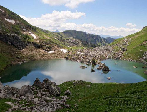 Randonnée au Lac de Darbon depuis le Lac de Fontaine et Chalets de Bise