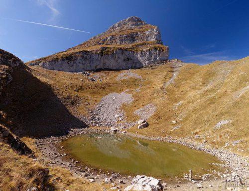 Randonnée à la Tour Mayen depuis Crête du Fer et les lacs Segray et Mayen