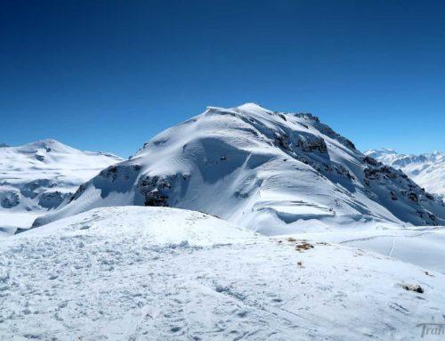 Ski de randonnée à la Pointe de Masserey, vallon de Réchy et Pas de Lovégno