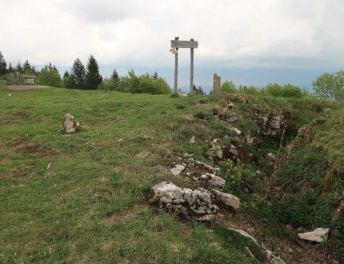 Randonnée au Grand Taureau depuis Le Frambourg et les forts de Larmont