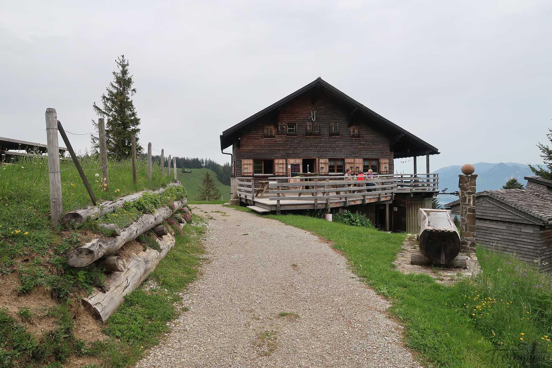 Randonnée à la Cabane des Petites Clés depuis Rathvel, Chalet Incrota et Gros Plané
