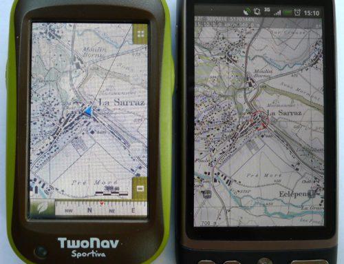 Quel GPS choisir pour la randonnée ?