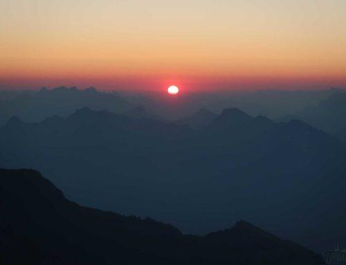 Randonnée aux Cornettes de Bise depuis la Montagne de Loz. Retour par le col de Lovenex