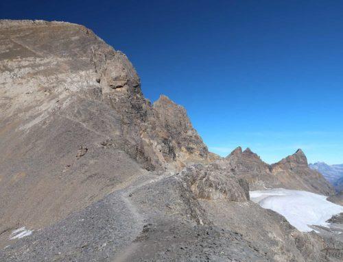 Randonnée à la Haute Cime des Dents du Midi depuis Susanfe