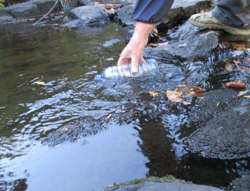 Puis-je boire de l'eau en montagne ? Rendre l'eau potable