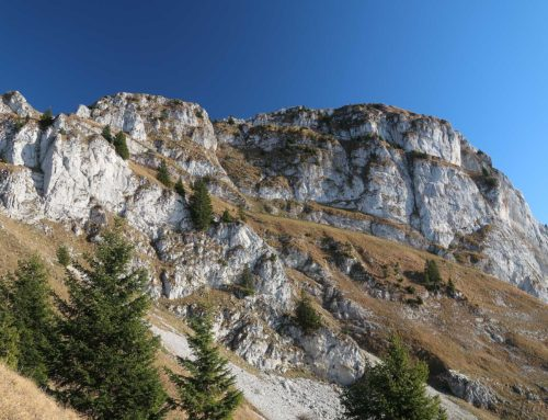 Randonnée à Haute Pointe depuis Chèvrerie et le refuge de Chavan