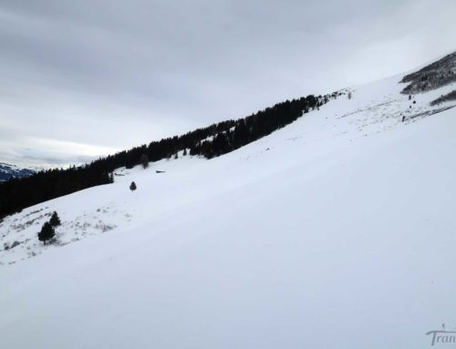 Ski de randonnée à Valerette depuis Troistorrents