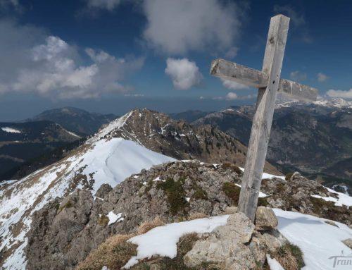 Ski de randonnée au Roc de Tavaneuse depuis Essert la Pierre