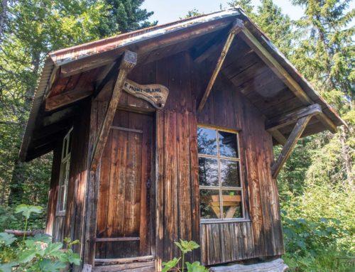 Randonnée des Passeurs au Risoux depuis Chez Buffard