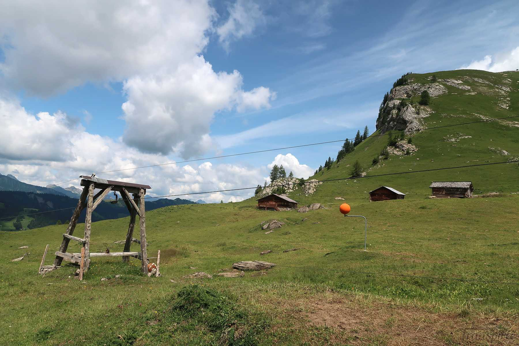 Randonnée au Tungelpass et Blatti depuis Lauenensee