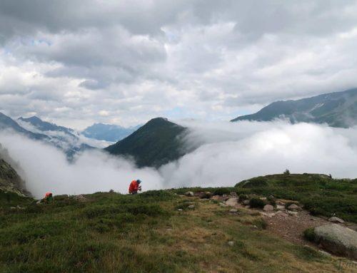 Randonnée au lacs de Cheserys depuis le Col des Montets