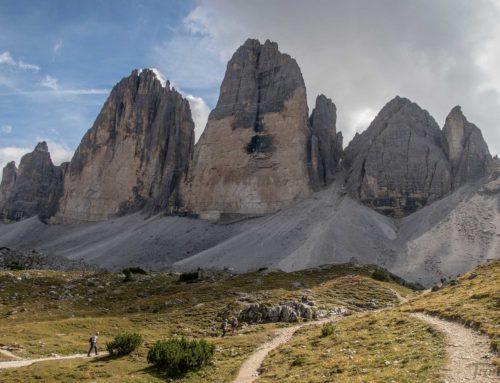 Randonnée autour des Tre Cime des Dolomites