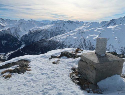 Ski de randonnée au Col de Barasson depuis Bourg-Saint-Bernard