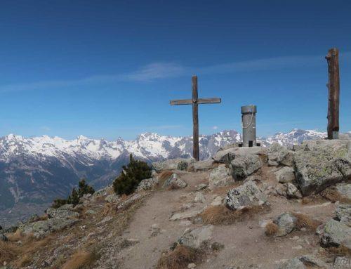 Ski de randonnée à la Dent de Nendaz depuis Haute-Nendaz et Tracouet