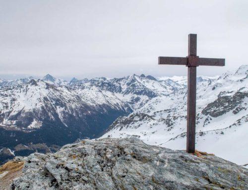 Ski de randonnée au Greppon Blanc depuis Siviez