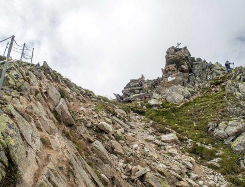 Randonnée au Risihorn depuis Bellwald