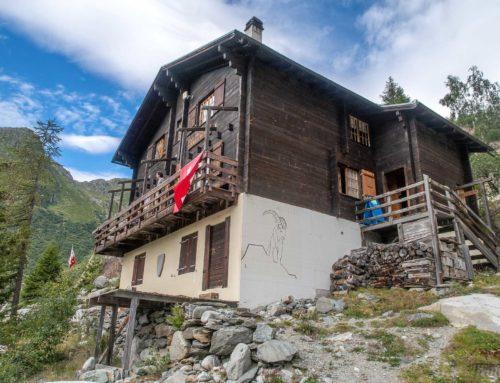 Randonnée à la cabane Burghütte depuis Fiesch