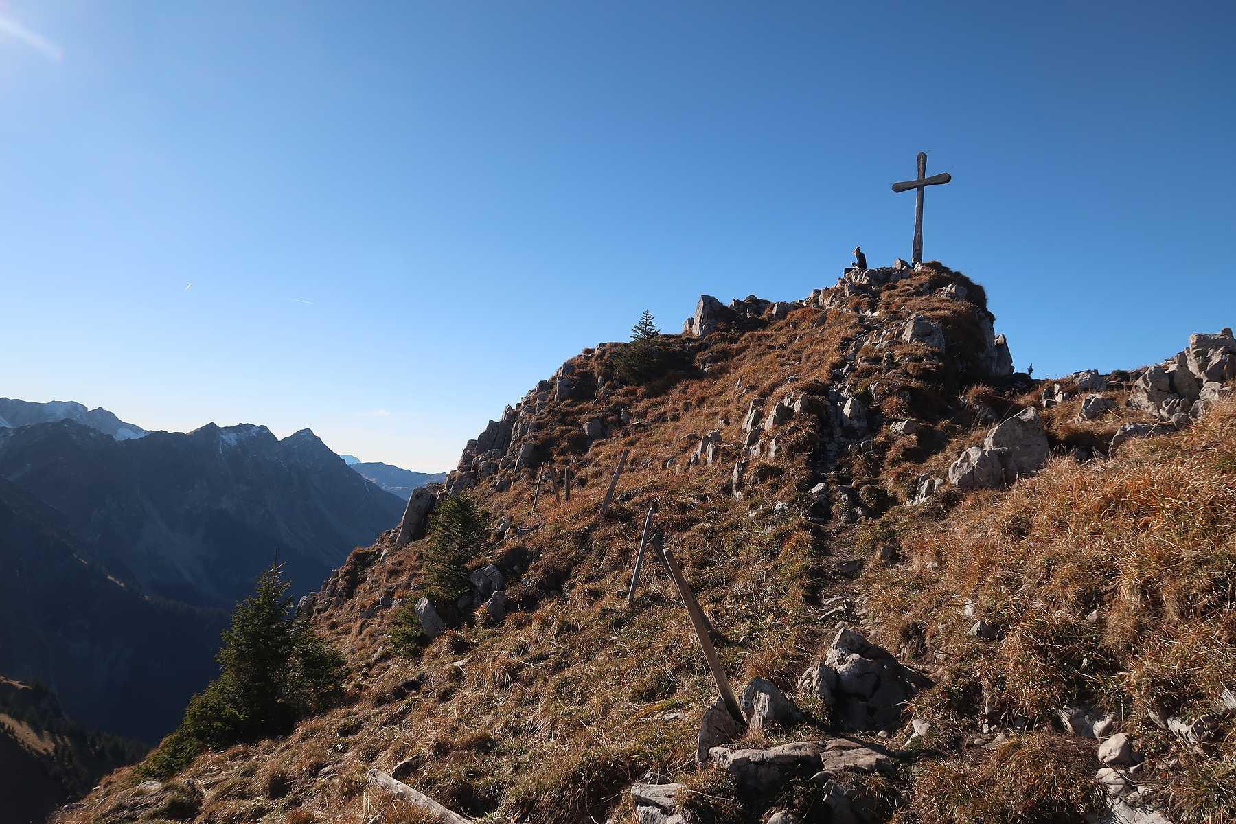 Randonnée à Märe depuis Sangernboden