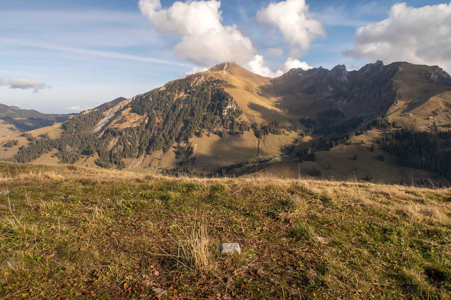Randonnée au Stächhütteghürn depuis Hengst