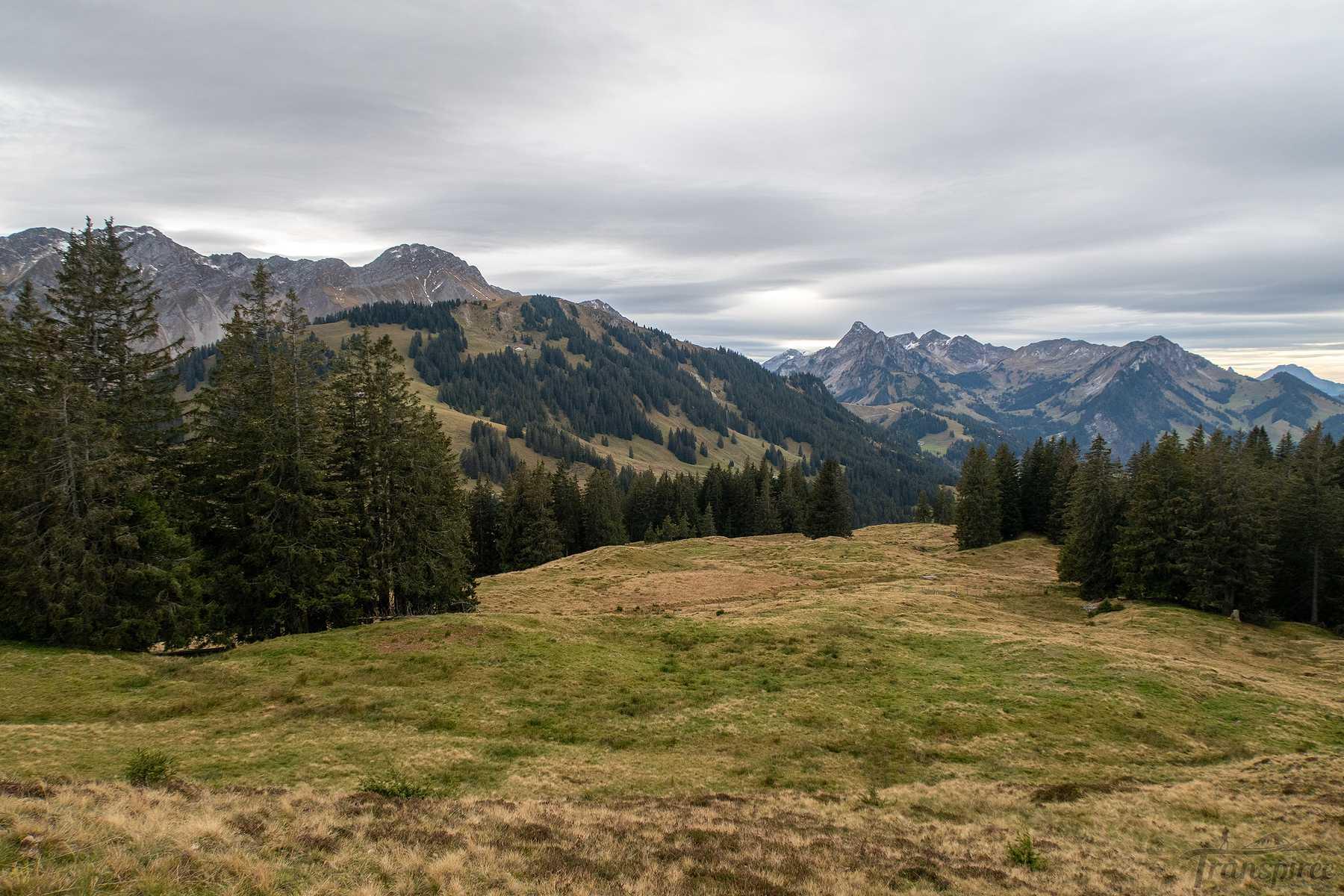 Randonnée au Ättenberg depuis Sangernboden