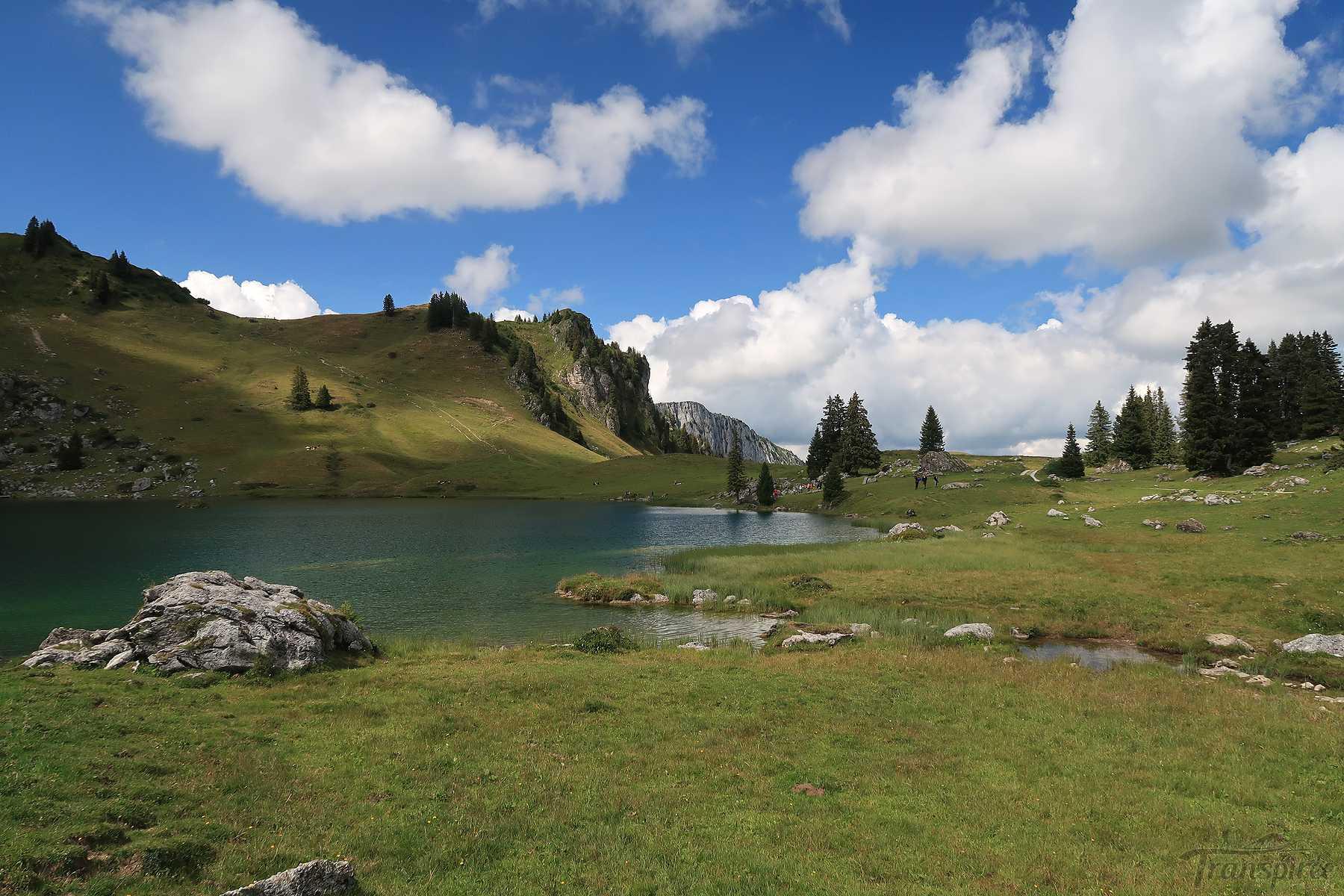 Randonnée au Seebergsee depuis Zweisimmen
