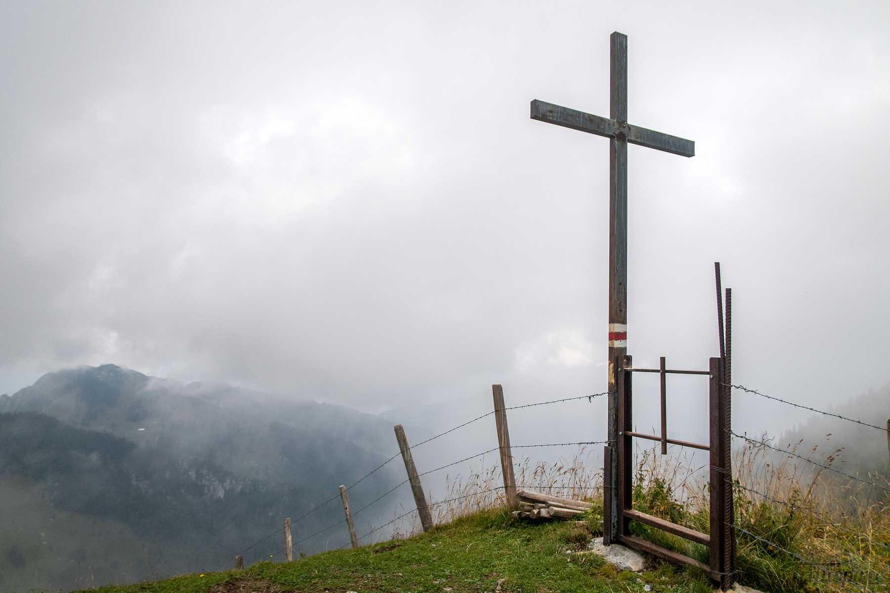 Randonnée au Tissiniva depuis Les Planeys (Vallon de Gros Mont)
